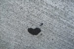 Found Heart: Hole in the Ground, Photo by Kelly
